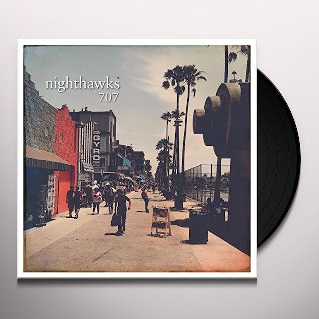 Nighthawks 707 Vinyl Record