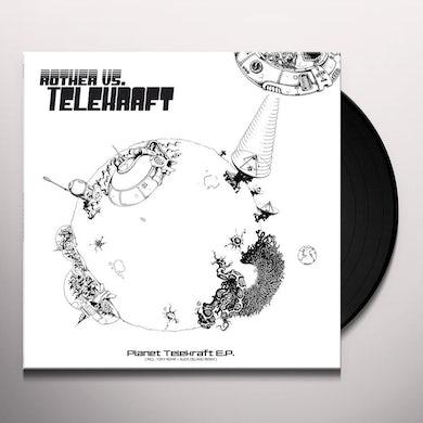 Rother Vs Telekraft PLANET TELEKRAFT Vinyl Record
