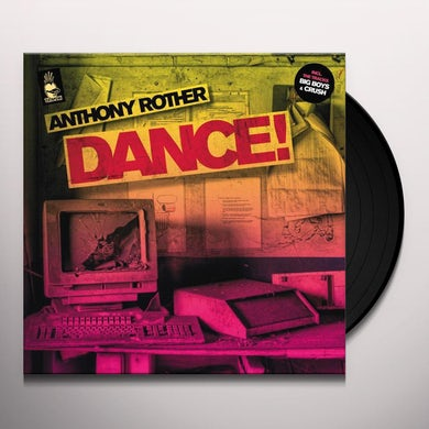 Anthony Rother DANCE Vinyl Record