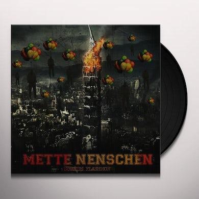 Mette Nenschen SUICIDE FLASHMOB Vinyl Record