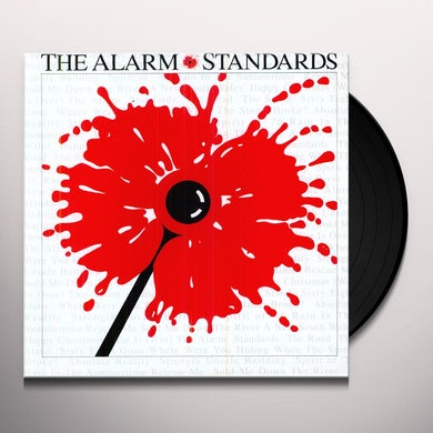 Alarm STANDARDS Vinyl Record