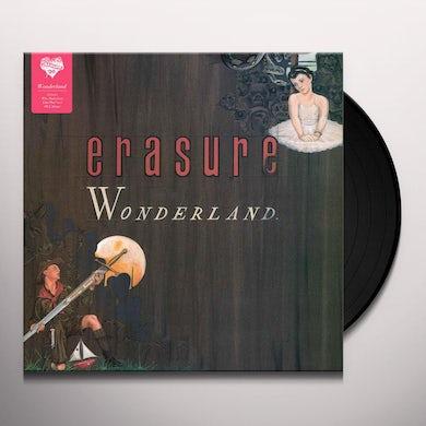 Erasure WONDERLAND Vinyl Record