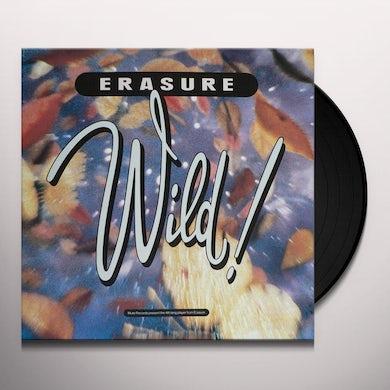 Erasure WILD Vinyl Record