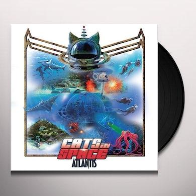 CATS IN SPACE ATLANTIS Vinyl Record