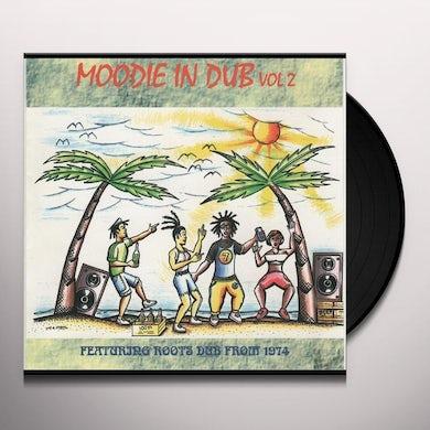 MOODIE IN DUB 2 Vinyl Record