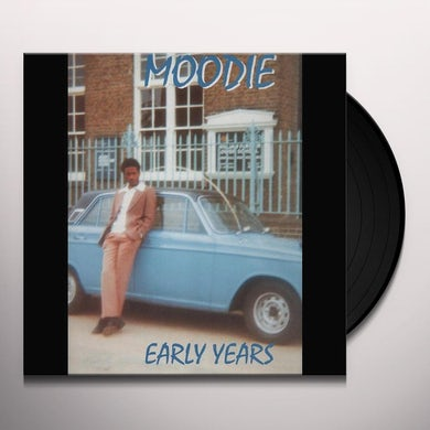 Moodie EARLY YEARS Vinyl Record