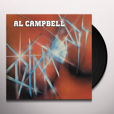 Al Campbell DIAMONDS Vinyl Record