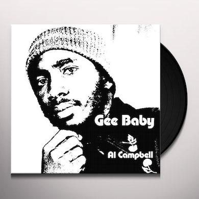 GEE BABY Vinyl Record