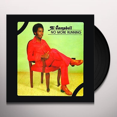 NO MORE RUNNING Vinyl Record