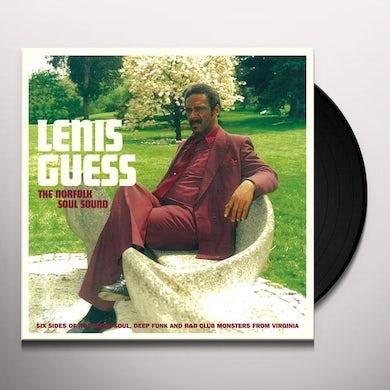 Lenis Guess NORFOLK SOUL SOUND Vinyl Record