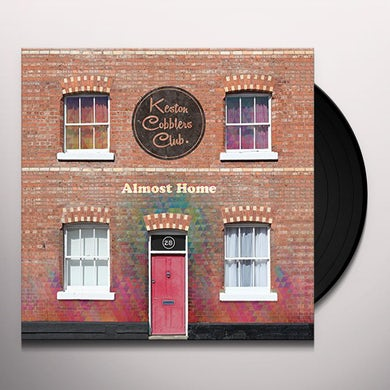 Keston Cobblers Club ALMOST HOME Vinyl Record