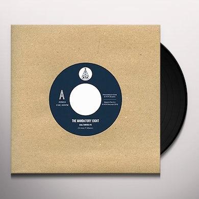 Mandatory Eight SOUL FANFARE 3 Vinyl Record