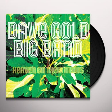 Dave Big Band Gold HEAVEN ON THEIR MINDS Vinyl Record