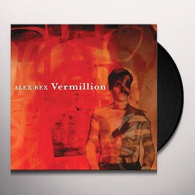 Alex Rex VERMILLION Vinyl Record