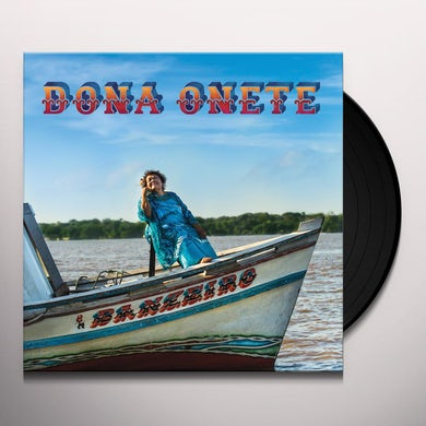 Dona Onete BANZEIRO Vinyl Record