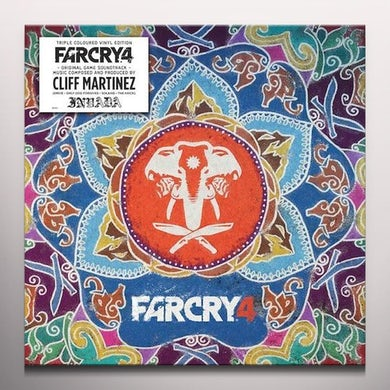 Cliff Martinez FAR CRY 4 / O.S.T. Vinyl Record