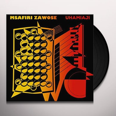 Msafiri Zawose UHAMIAJI Vinyl Record