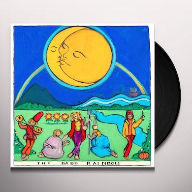 Babe Rainbow DOUBLE RAINBOW (GREEN VINYL) Vinyl Record