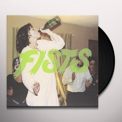 Fists ASCENDING Vinyl Record