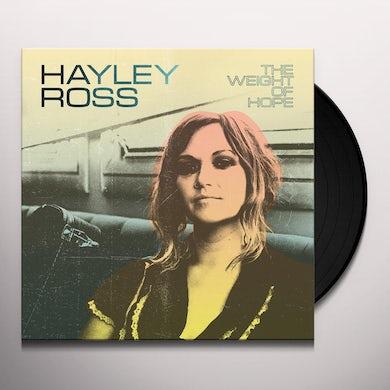 Hayley Ross WEIGHT OF HOPE Vinyl Record