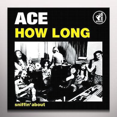 Ace HOW LONG (YELLOW VINYL) Vinyl Record