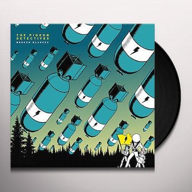 Pigeon Detectives BROKEN GLANCES Vinyl Record