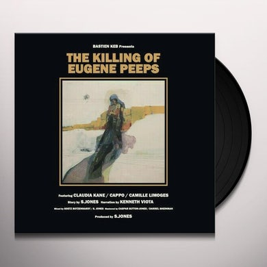 Bastien Keb KILLING OF EUGENE PEEPS Vinyl Record
