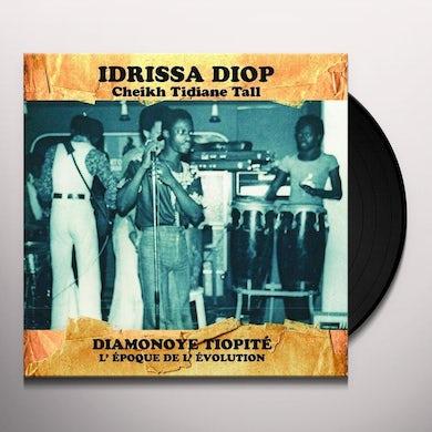 Idrissa Diop CHEIKH TIDIANE TALL Vinyl Record