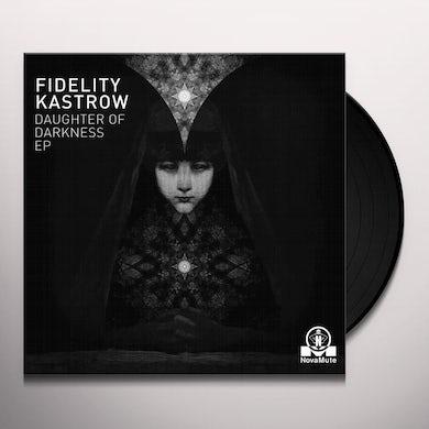 Fidelity Kastrow DAUGHTER OF DARKNESS Vinyl Record