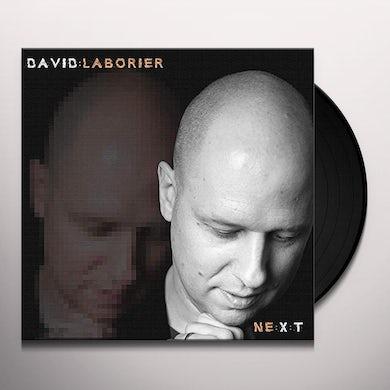 David Laborier NE:X:T Vinyl Record