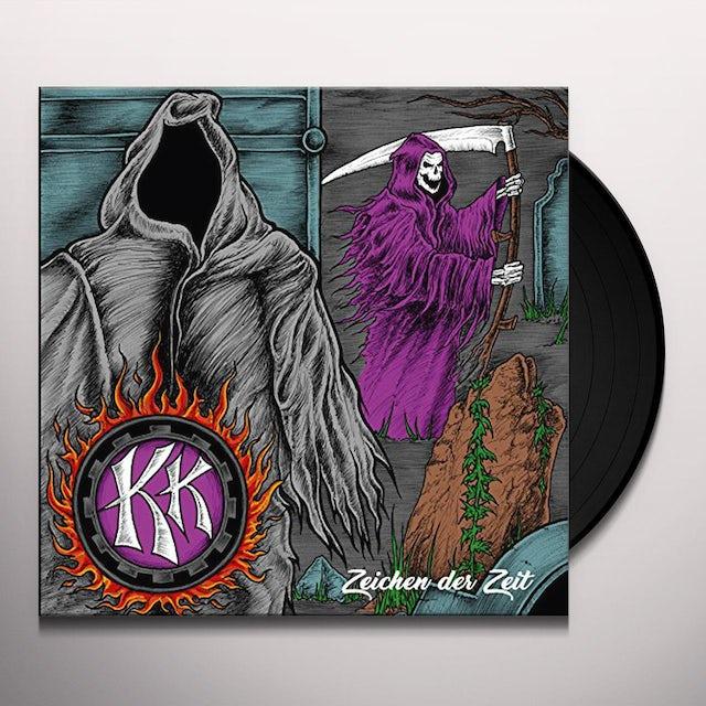 KK ZEICHEN DER ZEIT Vinyl Record