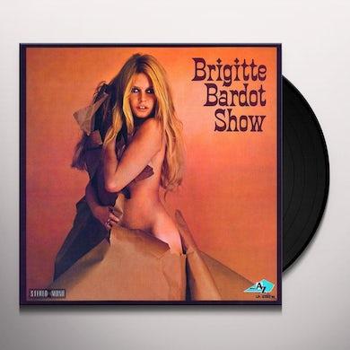 BRIGITTE BARDOT SHOW 67 Vinyl Record