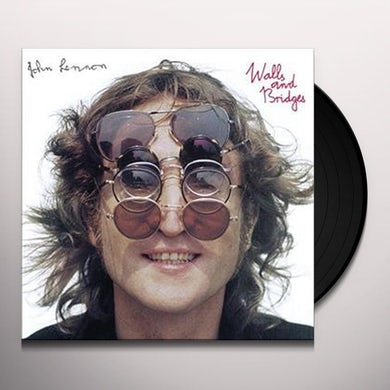 John Lennon WALLS & BRIDGES Vinyl Record