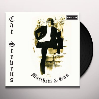 Yusuf / Cat Stevens Matthew & Son (LP) Vinyl Record