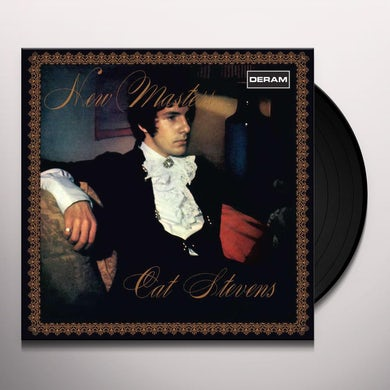 Yusuf / Cat Stevens New Masters (LP) Vinyl Record