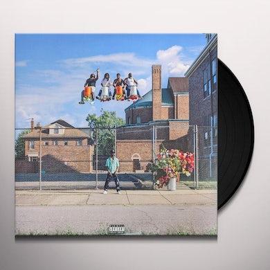 Big Sean Detroit 2 (2 LP) Vinyl Record