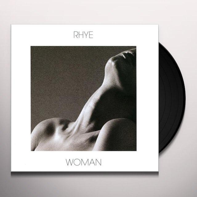 Rhye WOMAN Vinyl Record
