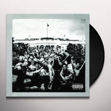 Kendrick Lamar To Pimp A Butterfly (2 LP) Vinyl Record