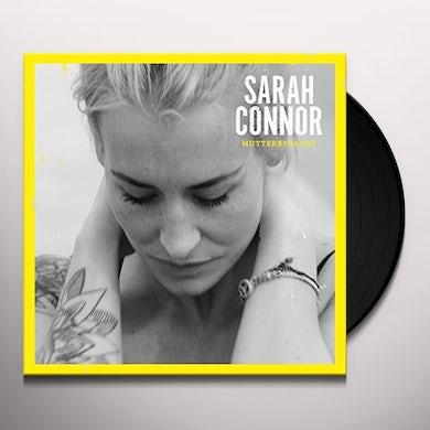 Sarah Connor MUTTERSPRACHE Vinyl Record - Holland Release
