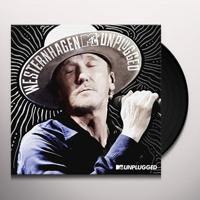 Westernhagen MTV UNPLUGGED Vinyl Record