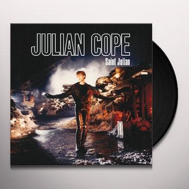 Julian Cope SAINT JULIAN Vinyl Record