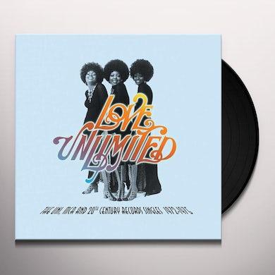 Love Unlimited UNI MCA & 20TH CENTURY RECORDS SINGLES 1972-1975 Vinyl Record