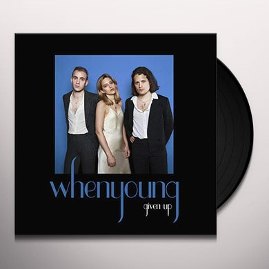 Whenyoung GIVEN UP Vinyl Record