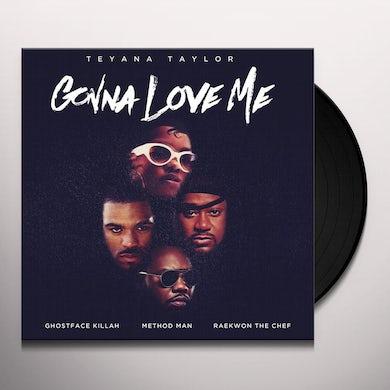 Teyana Taylor GONNA LOVE ME / WTP (REMIXES) Vinyl Record