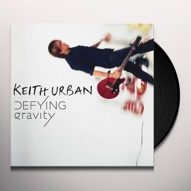 Keith Urban Defying Gravity (LP) Vinyl Record