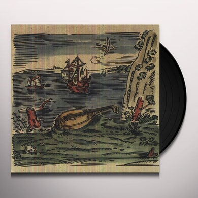 Half Hearted Hero RUNNING WATER Vinyl Record