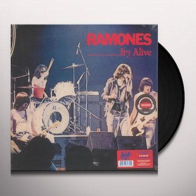 Ramones It's Alive Vinyl Record