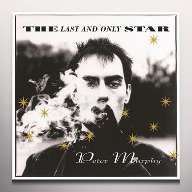 Peter Murphy The Last And Only Star (Rarities) (Gold Vinyl Record
