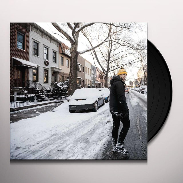 MC Lars JEFF SESSIONS Vinyl Record