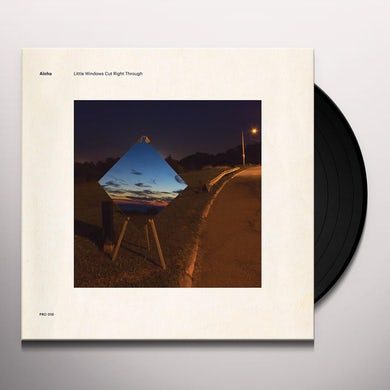 Aloha LITTLE WINDOWS CUT RIGHT THROUGH Vinyl Record